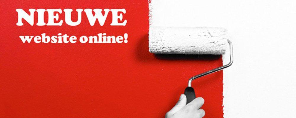Nieuwe website online verf autolakken