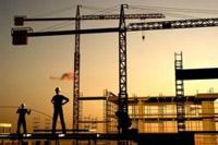 Constructiewerkers Industrielak