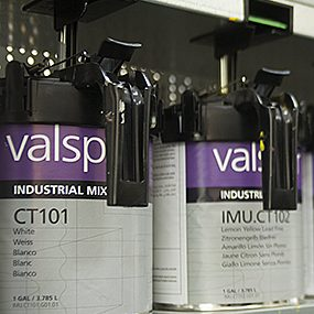 Industrielak producten